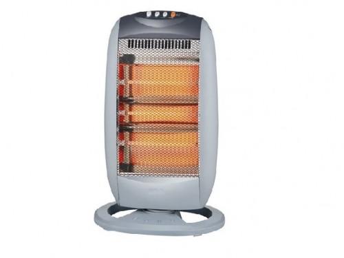 Estufa Electrica Halogena Caloventor Calefactor 1200W Gira Suzika