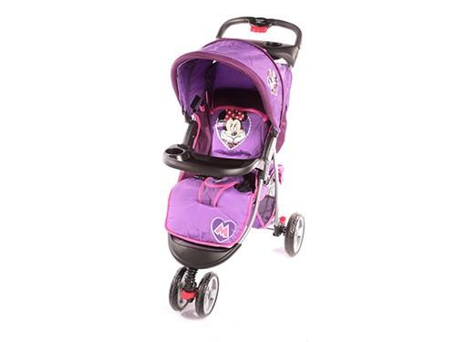 Coche Jogger de Bebé con Huevito Disney Violeta