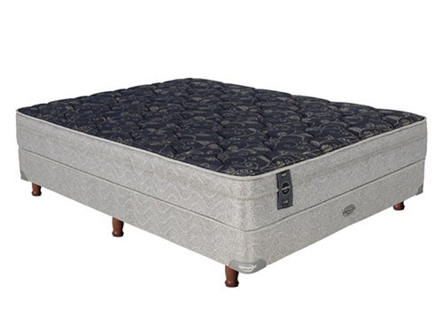 Sommier y Colchon MCB 115 140x190 Euro Pillow - 2 Plazas-SPRINGWALL