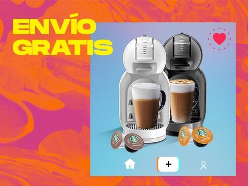 Máquina Automática Mini Me NESCAFÉ® Dolce Gusto®