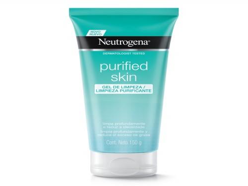 Gel de Limpieza Neutrogena Purified Skin 150g