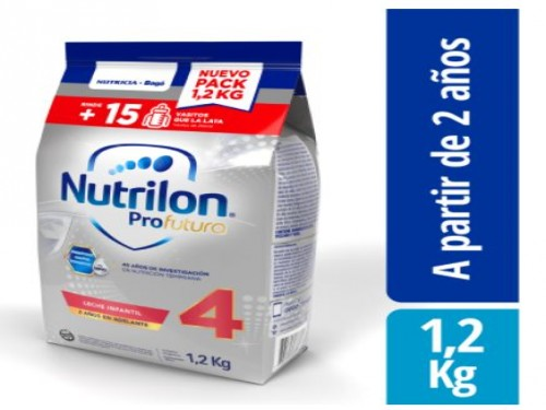 NUTRILON PROFUTURA 4 – POUCH 1,2 KG