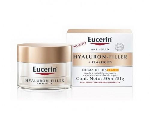 EUCERIN HYALURON FILLER + ELASTICITY CR DIA FPS30 X50ML