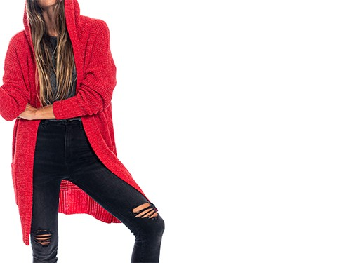 Sweaters Mujer 20% off