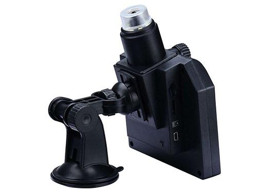 Microscopio Optico Digital 600x Electronico Pantalla Led Hd