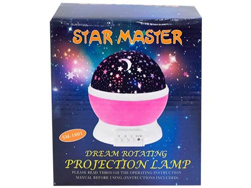 Proyector Luminoso Estrellas