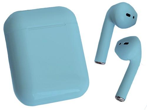 Auriculares Inalambricos Bluetooth Recargable In Ear I12 Usb