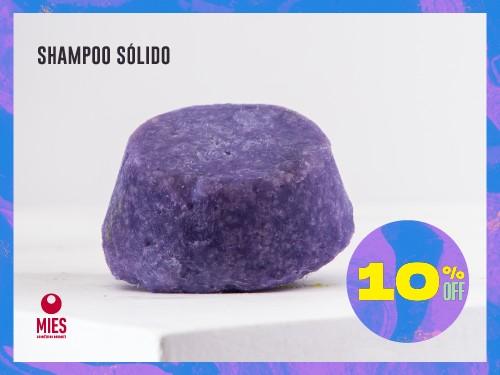 Shampoo sólido natural ( sustentable, vegano y crueltyfree)