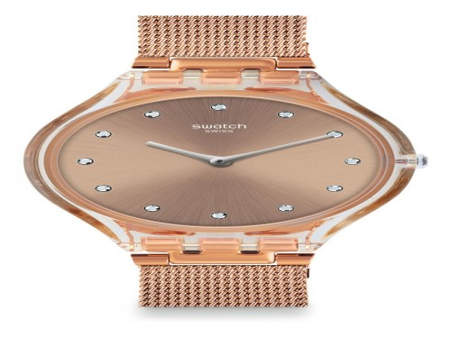 Reloj Swatch Skindesert SVOK107 3 Atm Original Inoxidable