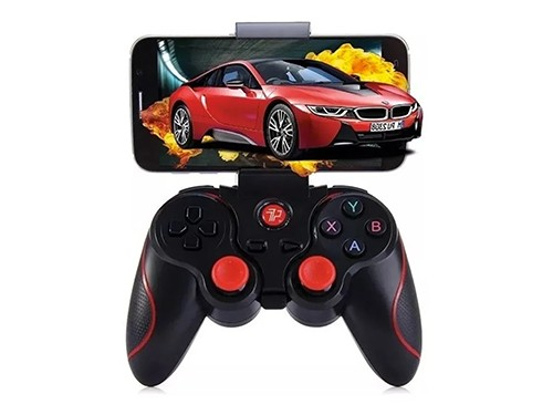 Joystick Android Bluetooth Pc Tablet Smart Gamer Celular