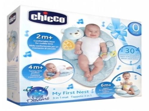 Mi Primer Nido Celeste Chicco 98291