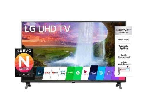 Smart Tv 4K 50 LG UN7310 Ultra HD HDMI Bluetooth