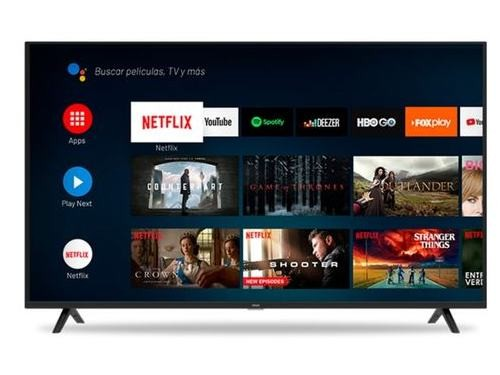 Smart Tv 55 4K RCA Android Control por Voz AND55FXUHD