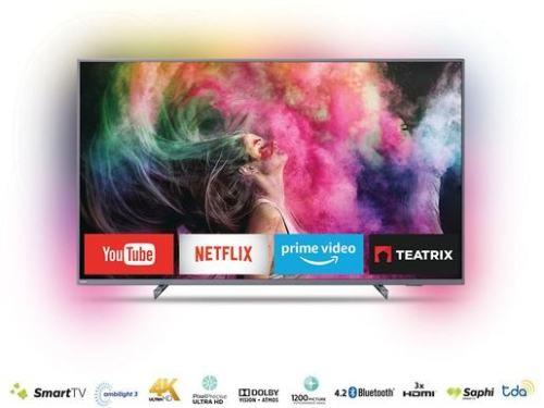 Smart Tv 65 4K Philips Ambilight PUD6794/77 Wifi