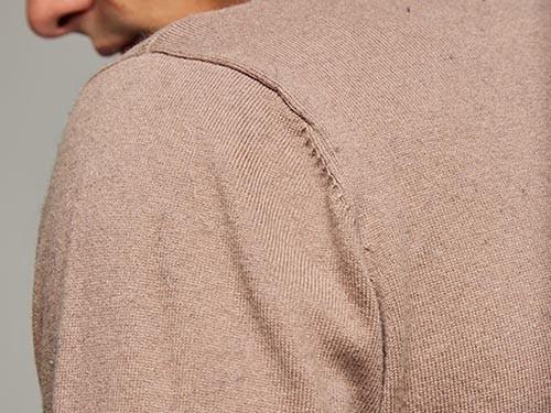 Sweater Básico Algodón