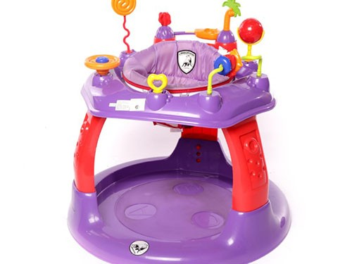 Gimnasio Didáctico de Bebés Lamborghini Violeta