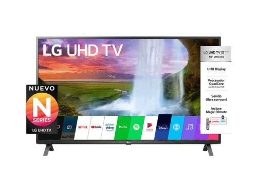 Smart Tv 43 4K LG 43UN7310 Bluetooth Magic control
