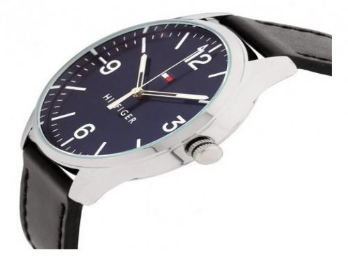 Reloj Tommy Hilfiger Thess 1791520 Original Cuero 3 Atm