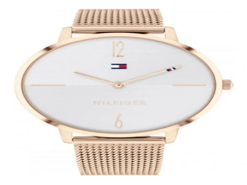 Reloj Tommy Hilfiger Liza 1782340 Original Inoxidable 3 Atm