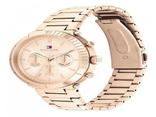 Reloj Tommy Hilfiger Emery 1782347 Original Inoxidable 5 Atm