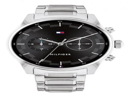 Reloj Tommy Hilfiger Sawyer 1710419 Original Inoxidable 5 Atm