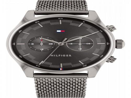 Reloj Tommy Hilfiger Sawyer 1710421 Original Inoxidable 5 Atm