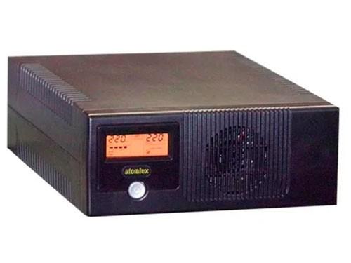 Ups Inversor Inv800l 800va 220v Bateria Externa Atomlux