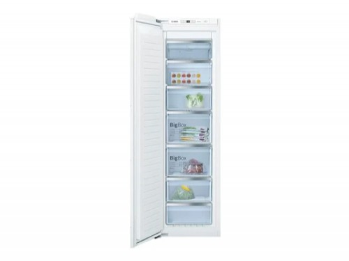 Freezer Integrable Panelable Gin81ae30 Vertical Bosch