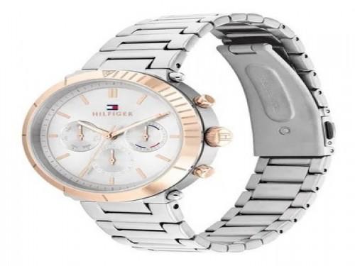 Reloj Tommy Hilfiger Emery 1782348 Original Inoxidable 5 Atm