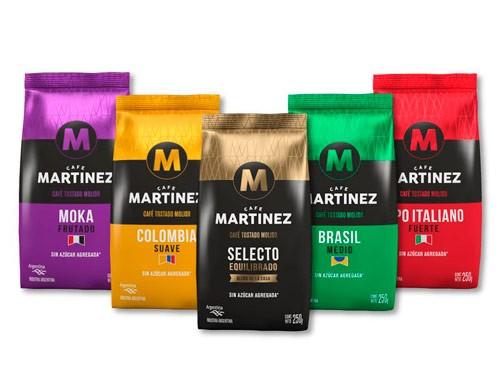 20% OFF en Combo Café molido 250grs