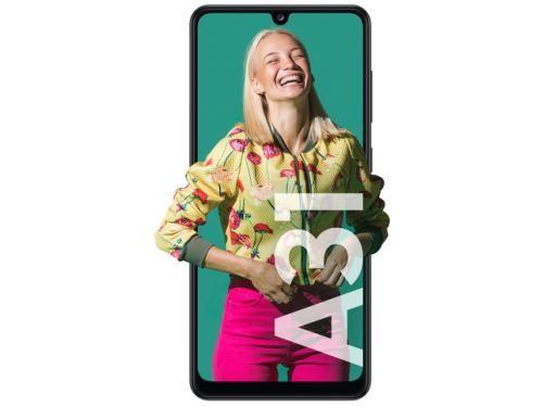 """Celular Samsung Galaxy A31 Black 6.4"""" 128Gb + 4gb Ram"""