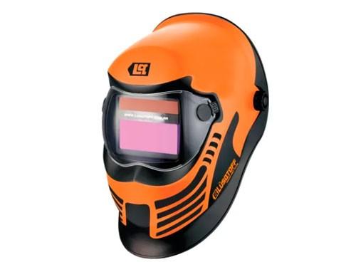 Máscara Fotosensible St-1b Para Soldar Lusqtoff