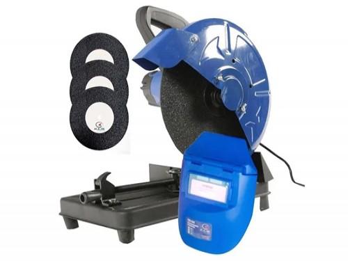 Cortadora Sensitiva 350mm 1800w 2,7hp Con Accesorios Kld