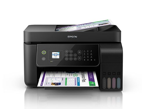Impresora Multifuncion L5190 Ecotank Wifi Red Epson