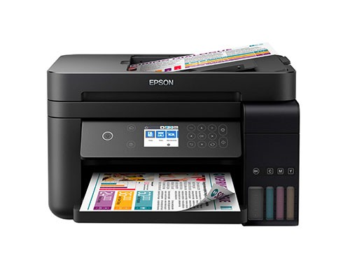 impresora L6171 Ecotank Multifuncion Wifi color Epson