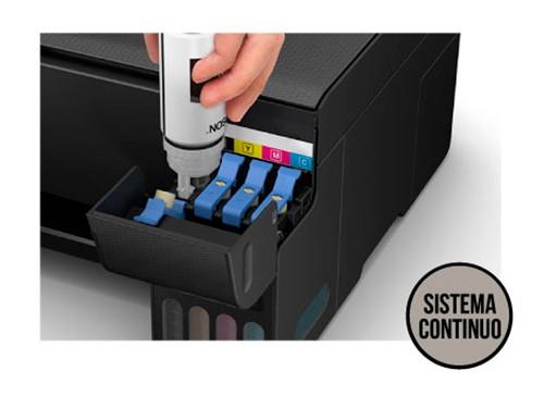 Impresora Multifunción L3150 ecotank Sistema Continuo Epson