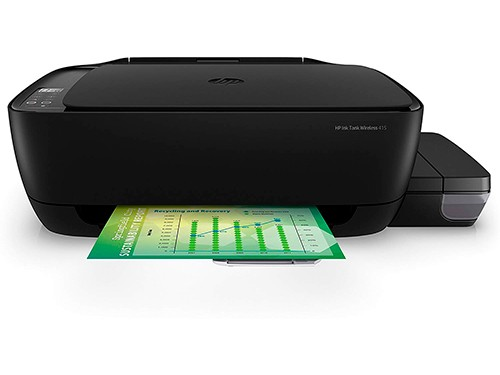 Impresora Multifuncion 415 Sistema Continuo Aio Printer Wifi hp