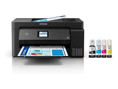Impresora Multifuncional Ecotank L14150 A3+ Wif Epson