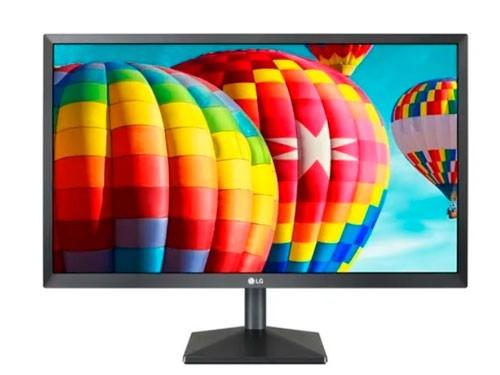 Monitor Pc Gamer 24 75hz Freesync Ips 1080p 24mk430h LG
