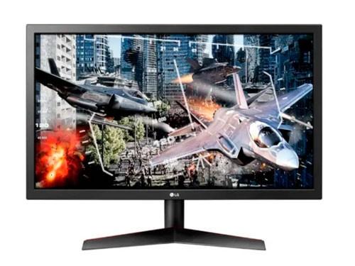 Monitor Gamer 24gl600f 24 Full Hd 1ms 144hz Ultragear LG