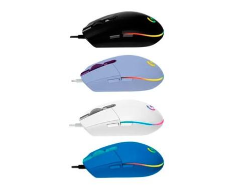 Mouse G203 Lightsync Para Gaming Iluminación Rgb Logitech
