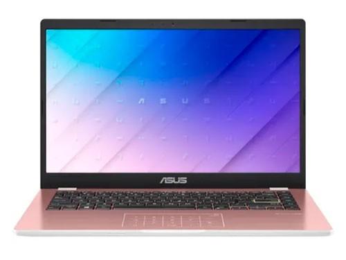 Notebook Intel N4020 128gb Ssd 4gb 14 Rosa Windows10 Asus