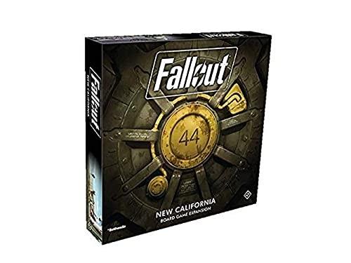 Fallout New California Juego de mesa