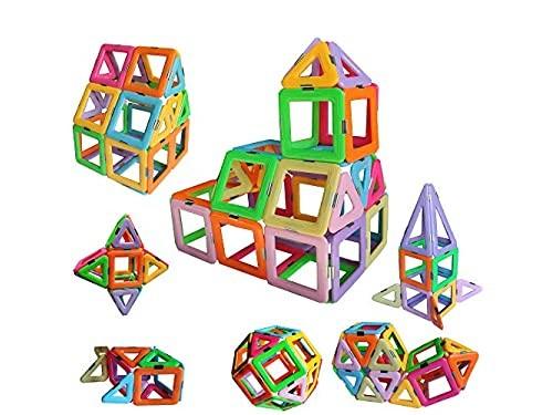 Cubos magnéticos didácticos
