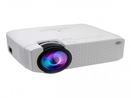 Proyector KanjI KJ-814 1600 Lumenes Wifi HD Miracast Airplay Hdmi Vga