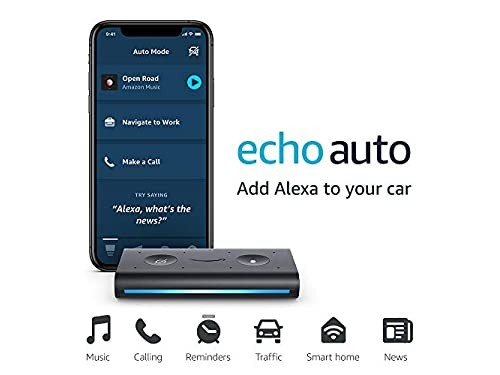 Echo Auto Alexa