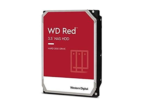 Western Digital 6TB NAS Disco Duro