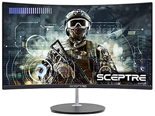 "Monitor Gamer Sceptre 24"" Curvo"