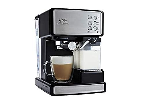 Maquina Espresso Mr. Coffe