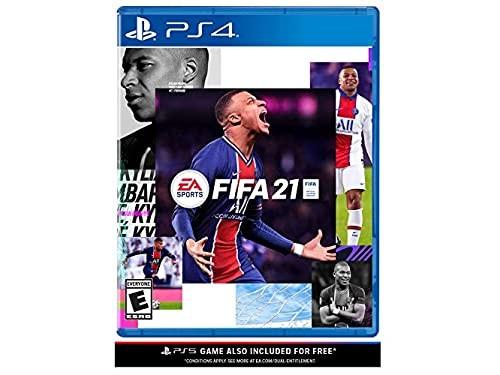 FIFA 21 PlayStation 5 y PlayStation 4